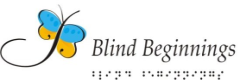 Blind Beginnings logo