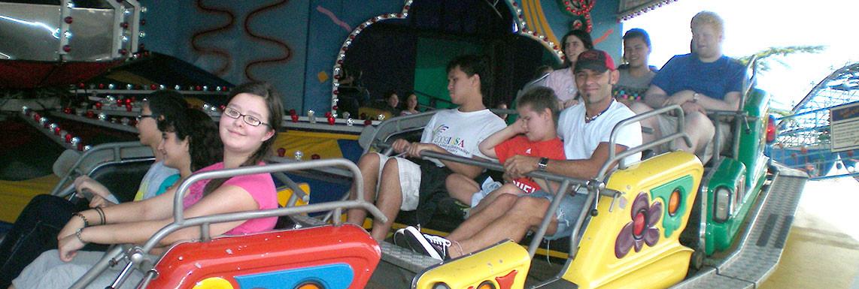 Fun at Playland 2013