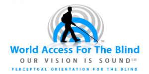 World Access for the Blind logo