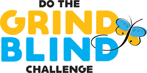 Do The Grind Blind logo