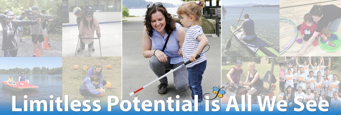 Blind Beginnings - Limitless Potential Is All We See