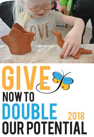 Give Now 2018 Blind Beginnings