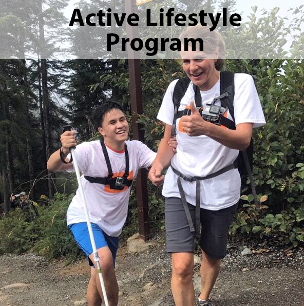 Blind Beginnings Active Lifestyle Program