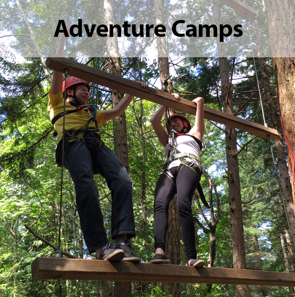 Blind Beginnings Adventure Camps