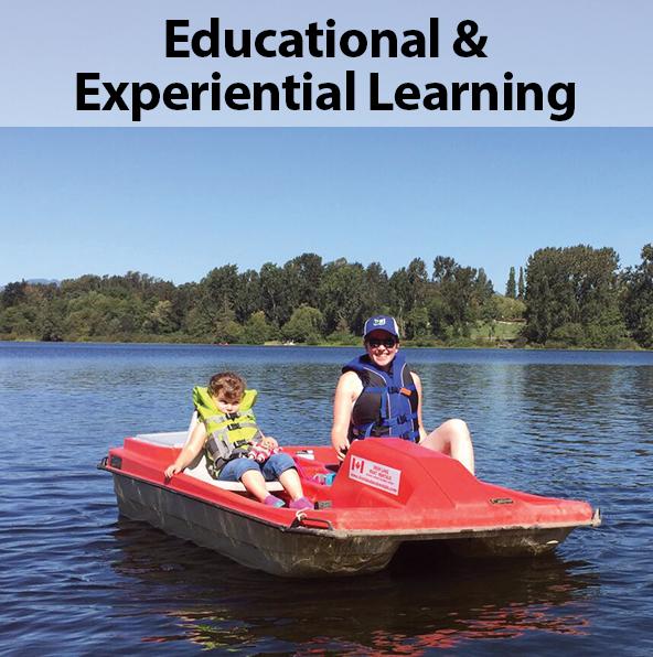 Blind Beginnings Educational & Experiential Learning Program