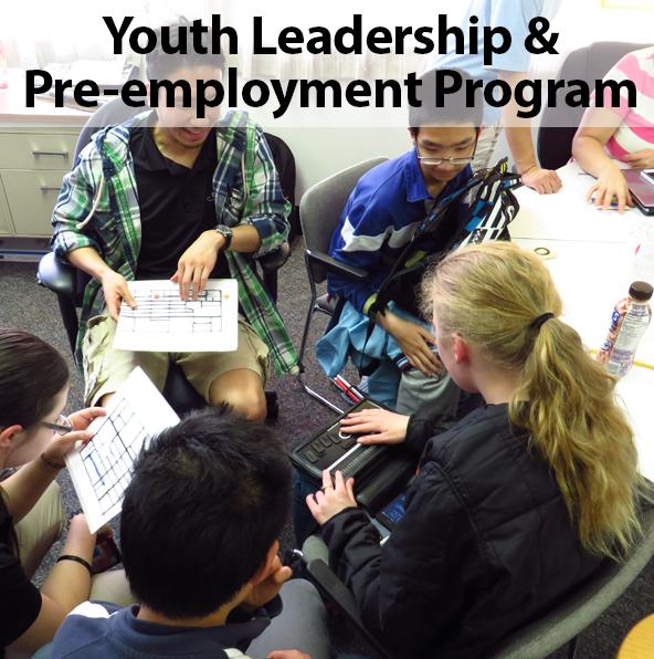 Blind Beginnings Youth & Leadership Pre-employment Program
