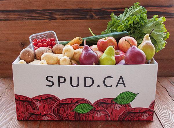 SPUD Local Produce Box