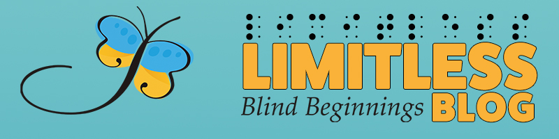 Limitless Blind Beginnings Blog Graphic