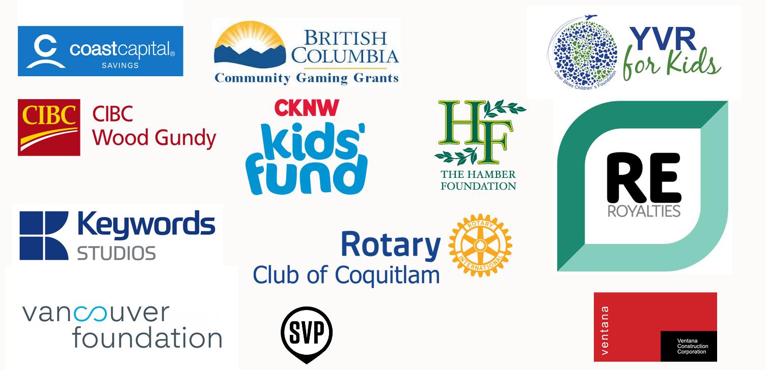 Image of various corporate logos